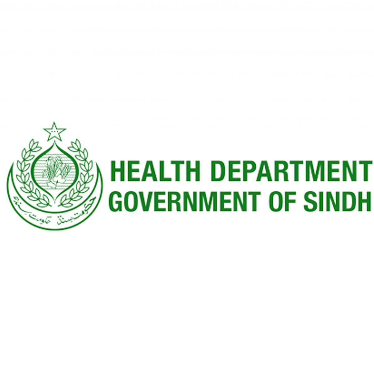 Health Department Govt of Sindh