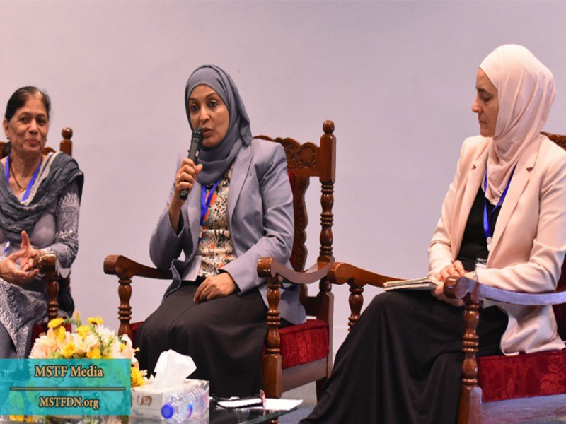 The role of Muslim women in the development of science and technology highlighted